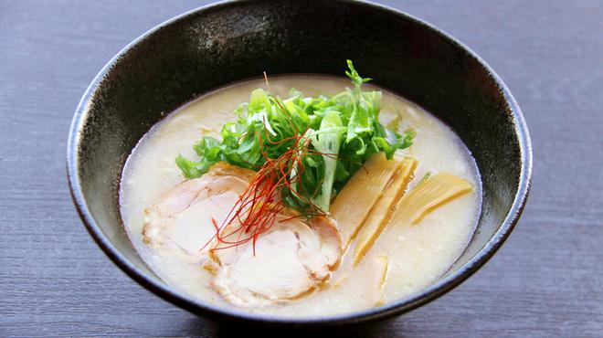 14位 鶏白湯 京都ラーメン まるひで商店