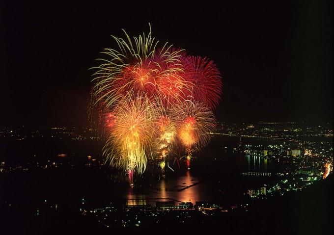 滋賀県のイベント「びわ湖大花火大会」