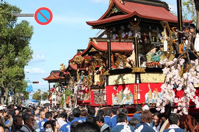 滋賀県のイベント「大津祭」