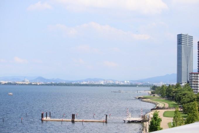 滋賀県のデートスポット「大津湖岸なぎさ公園」