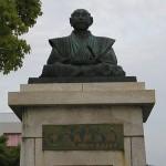 滋賀県の銅像になった偉大な人物めぐり