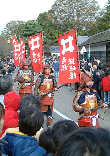 秋の滋賀県は城下町が活気づく「小江戸彦根の城まつり」/彦根市