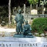 京都に残る幕末の志士 坂本龍馬の足跡