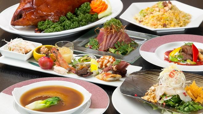 中国料理 星華
