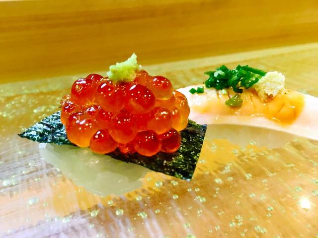 sushi処まんま天王寺 & HANARE
