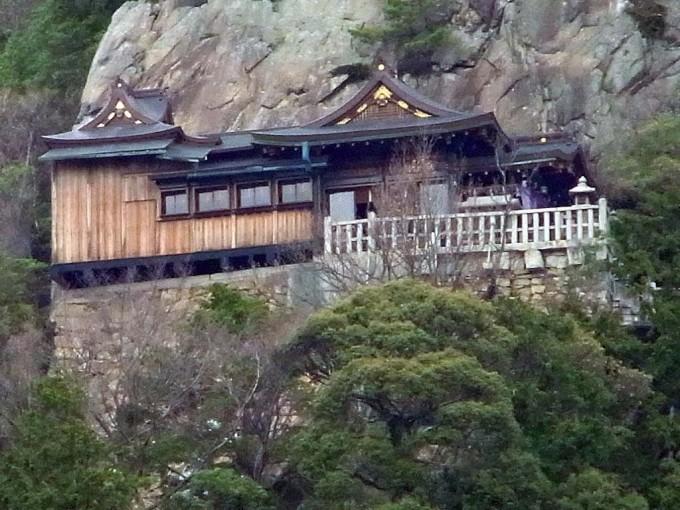 太郎坊宮 阿賀神社  パワースポット