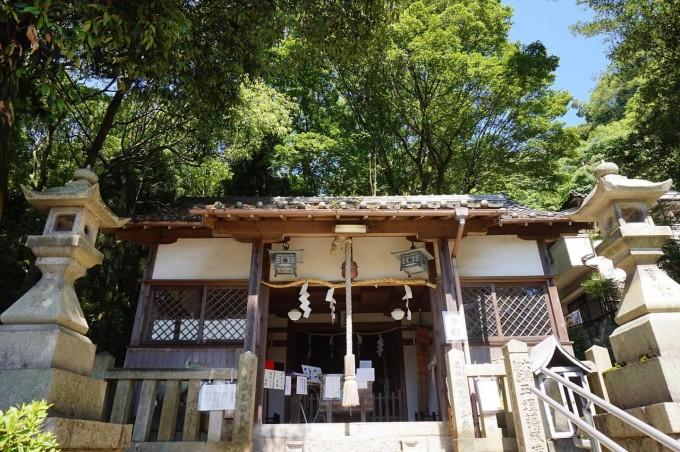 兵庫 氷室神社 パワースポット