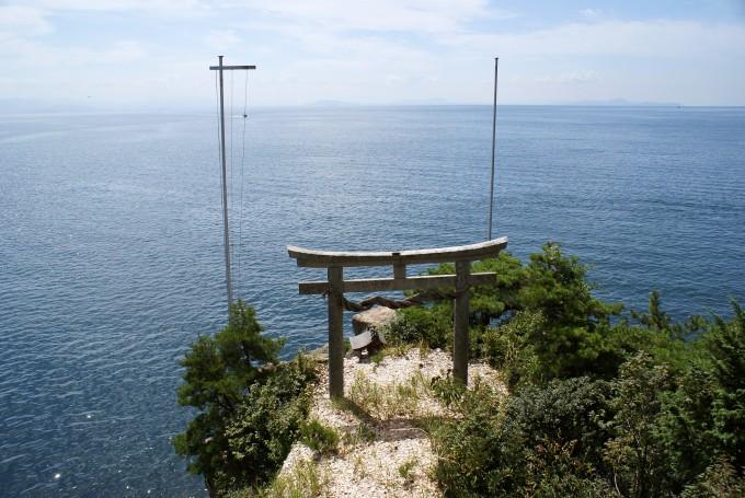 都久夫須麻神社  パワースポット