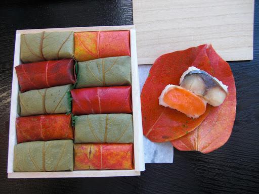 平宗本店 柿の葉寿司