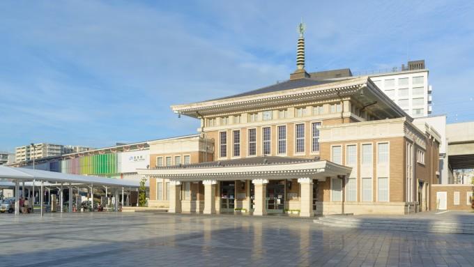 奈良県あるある JR奈良駅