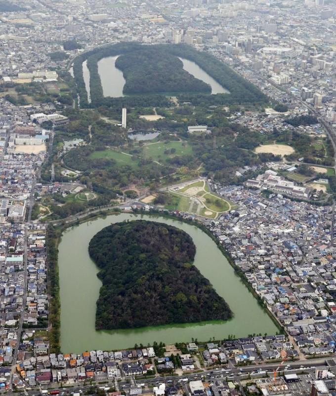 奈良県あるある 奈良古墳