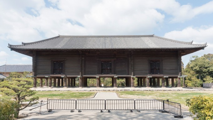 奈良県あるある 正倉院