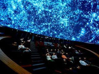 日本科学未来館 ドームシアターガイア