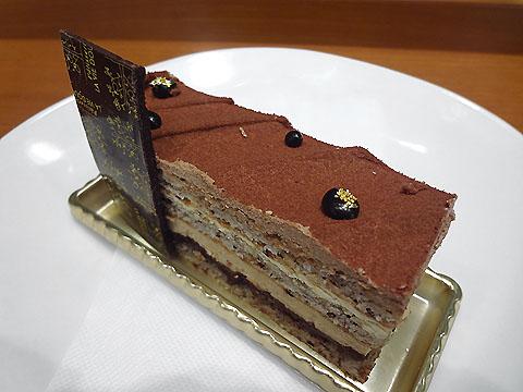 ラ・ヴィ・ドゥース チョコレートケーキ