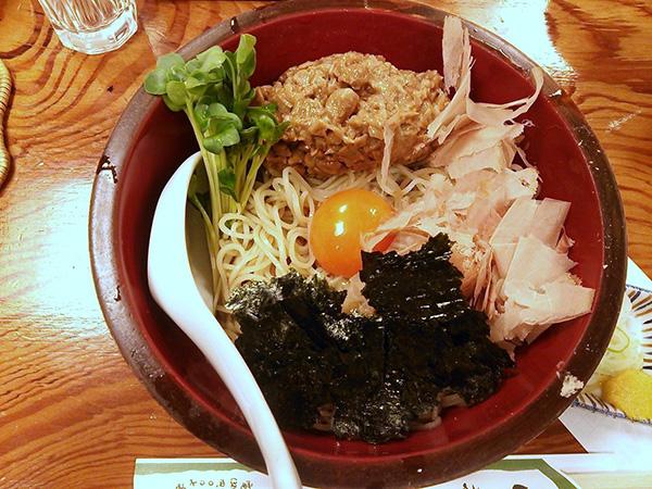利久庵 日本橋店 蕎麦