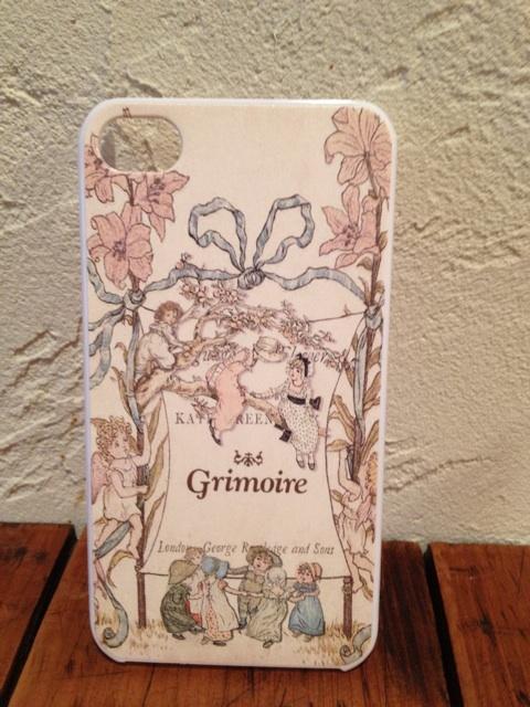 Grimoire iPhoneケース