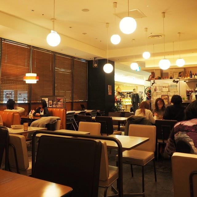 ワイヤードカフェ立川店