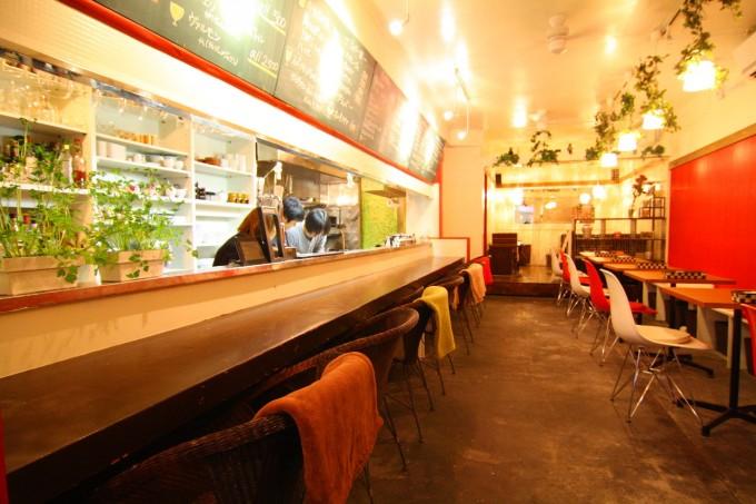 個室ありのカフェniji