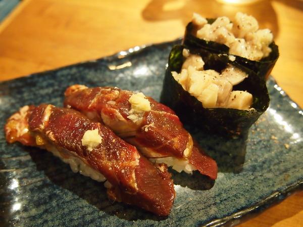 馬刺し 肉寿司 恵比寿横丁店