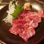【食べて応援!】都内で熊本産の美味しい馬刺しが食べられるお店4選