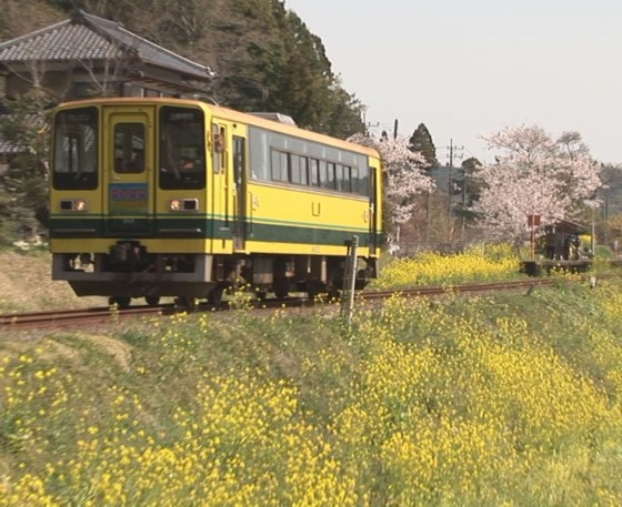 小湊鉄道~いすみ鉄道