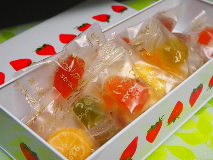 苺缶 彩果の宝石