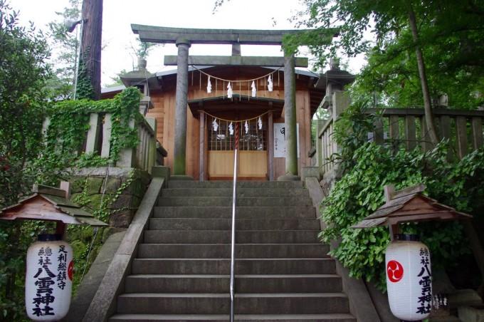 八雲神社  栃木