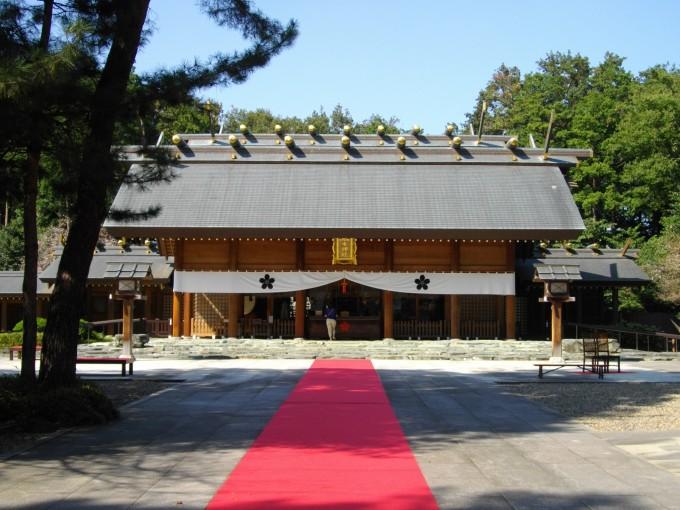 野田市 櫻木神社