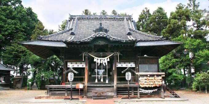 世良田八坂神社