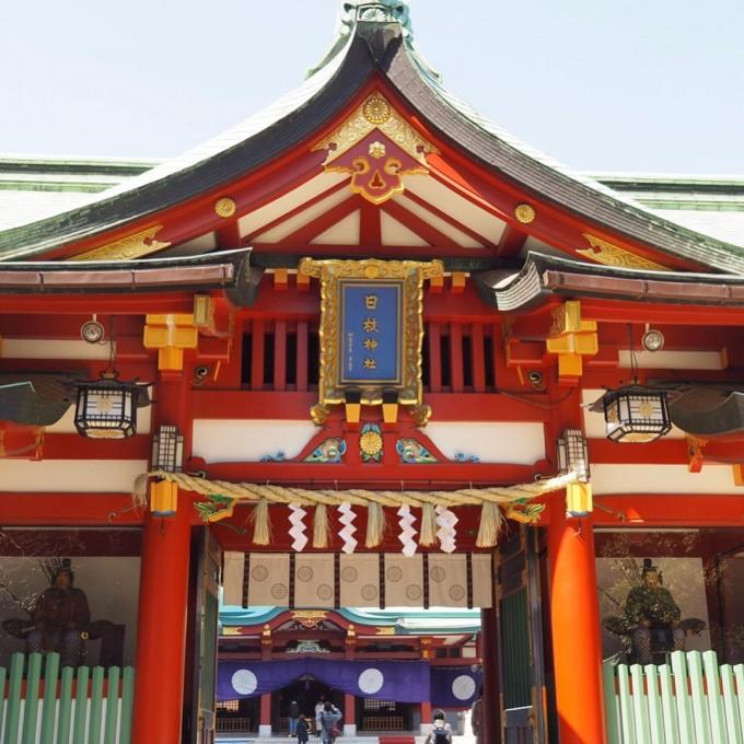 東京 日枝神社