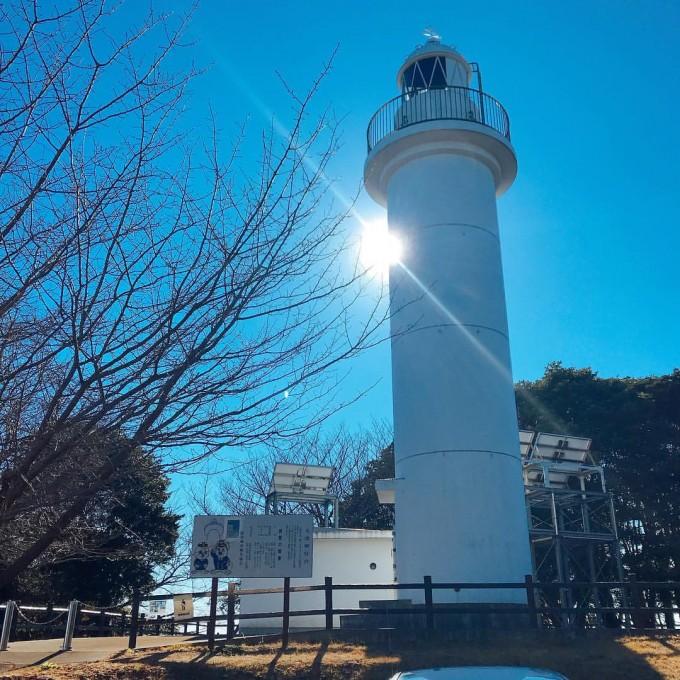 五浦岬公園 灯台
