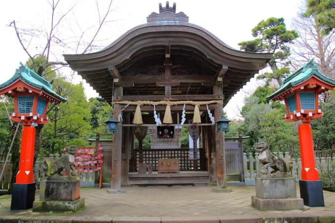 江の島神社奥津宮