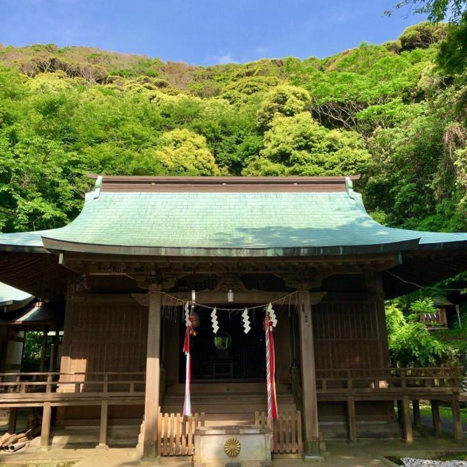 洲崎神社 館山