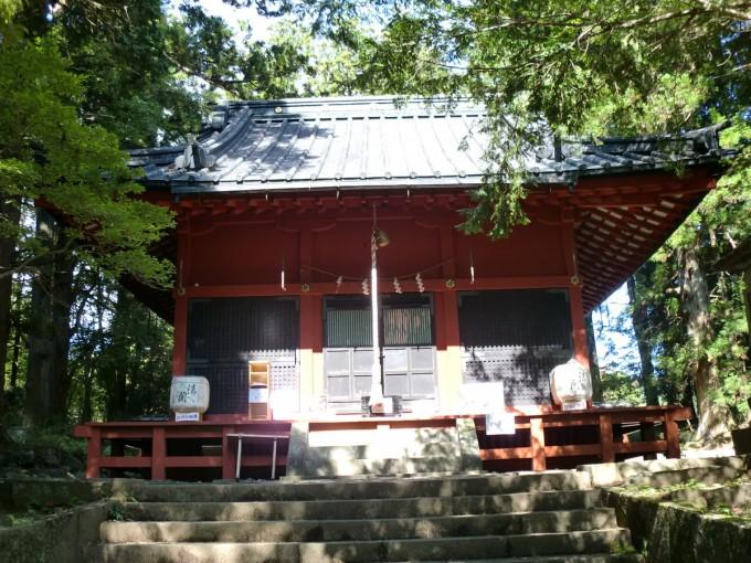 瀧尾神社 二荒山神社別宮