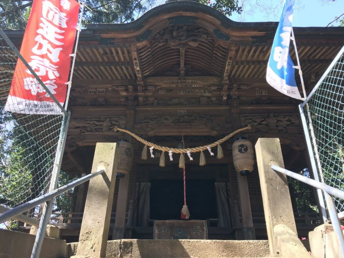 前玉神社 埼玉