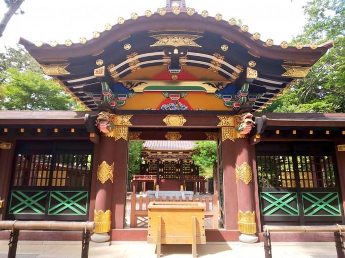意富比神社 常磐神社