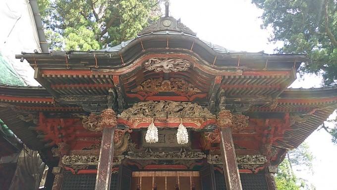 榛名神社(高崎市