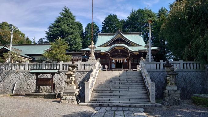 泉神社 茨城