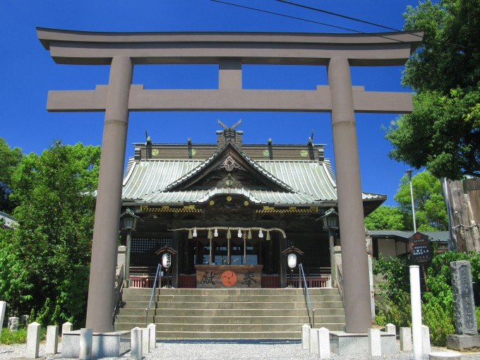 Itakura_Raiden_Shrine_Honsha_1