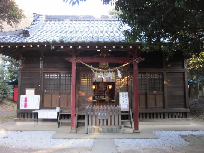 中山神社 埼玉