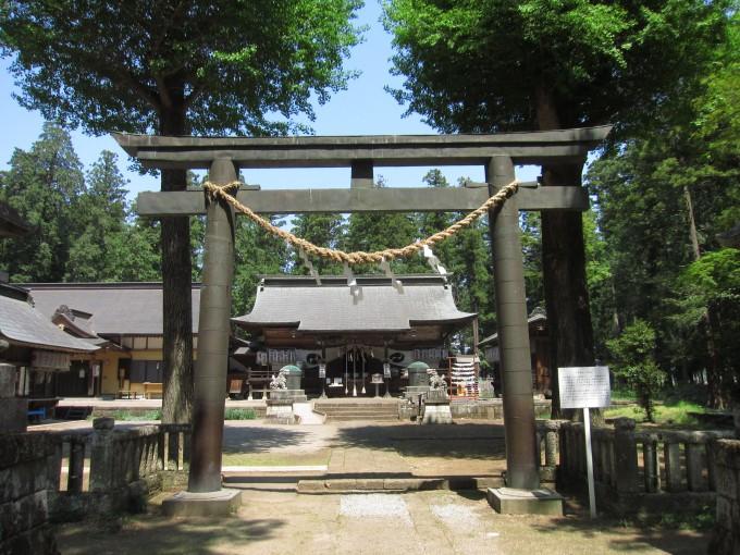 大神神社 栃木