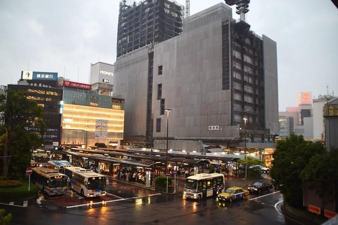 神奈川県民あるある 横浜駅 工事
