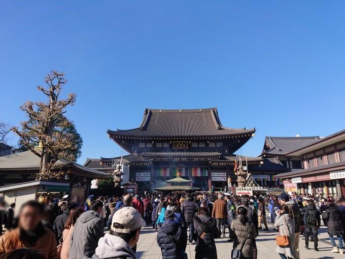 神奈川県民あるある 川崎大師 初詣