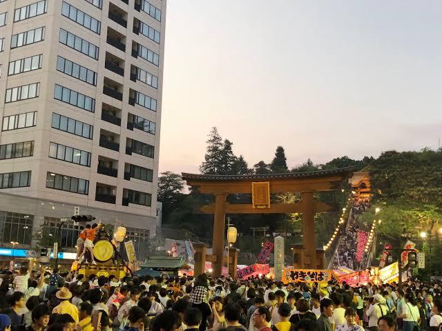 宇都宮の宮祭り