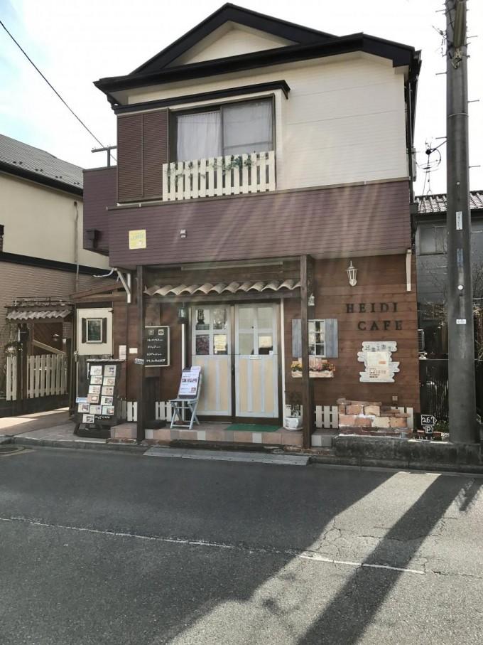 千葉 ハイジカフェ モーニング