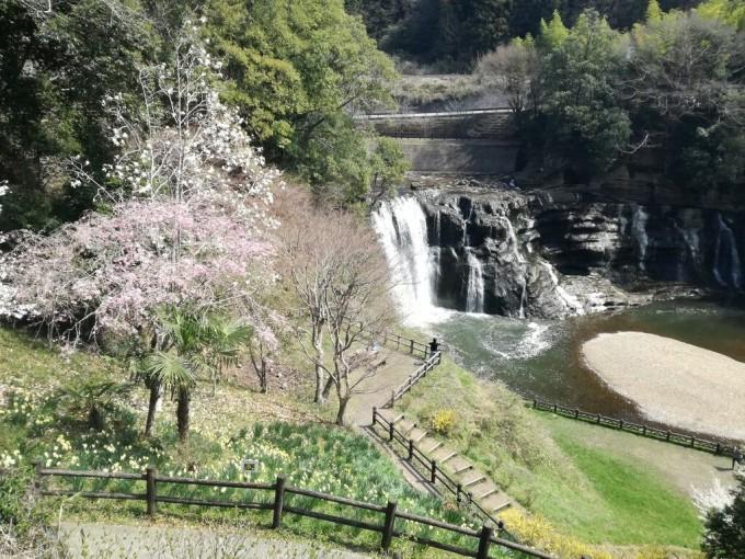 那須烏山市 龍門の滝