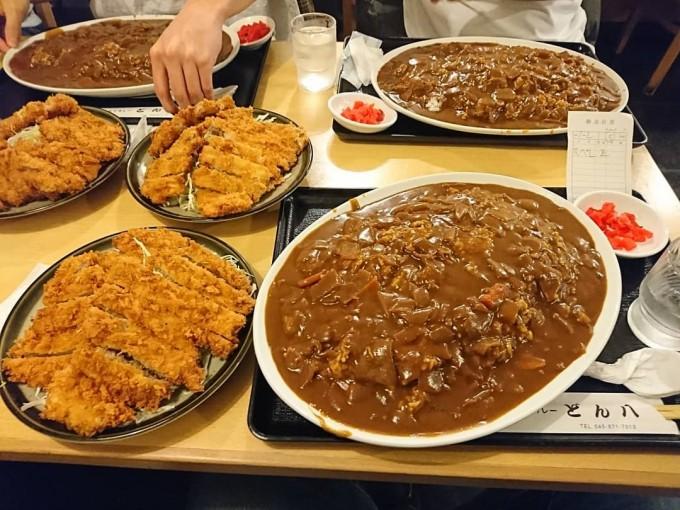 横浜デカ盛り どん八山下町店
