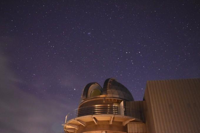 県立ぐんま天文台 星