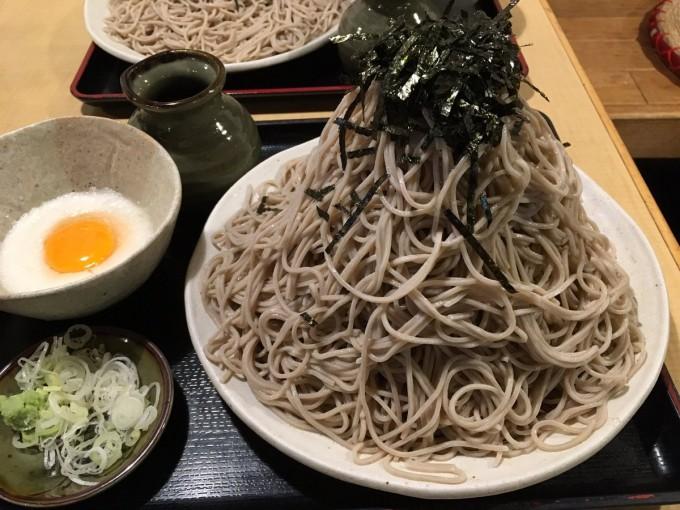 横浜デカ盛り 味奈登庵 本店