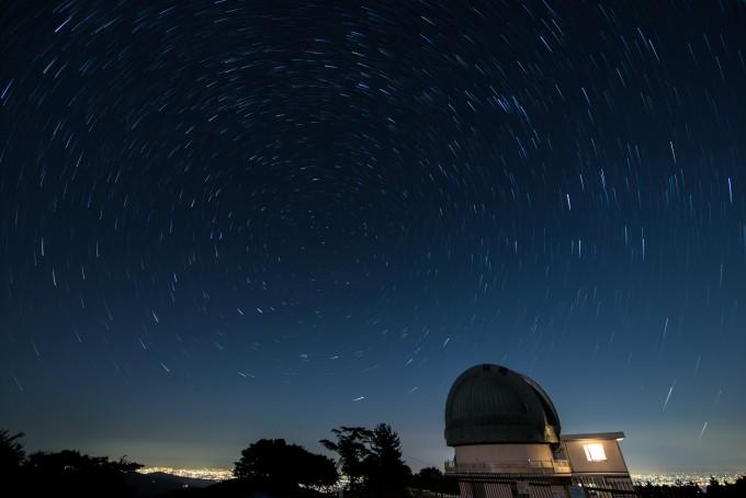星空堂平観測所ドーム